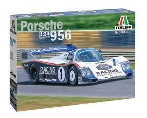 Porsche 9563648 Cars  ITALERI 1:24  NEW 2019!