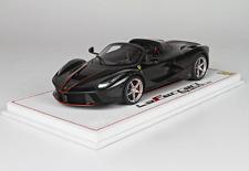 Ferrari LaFerrari Aperta Black Daytona lim.ed.99pcs 1/18 P18135AV Display  BBR M