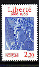 FRANCE #2014  1986  STATUE OF LIBERTY  MINT  VF NH  O.G