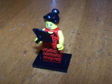 Lego Collectable Minifigure Series #6 Flamenco Dancer #8827 FREE SHIPPING