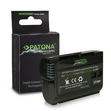 batteria enel15 per nikon D7000 NIKON D7100 NIKON D7200 2000mah premium en-el15