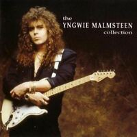 YNGWIE MALMSTEEN the collection (CD compilation) best of, heavy metal, hard rock