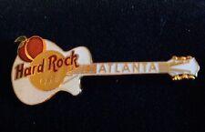 Hard Rock Cafe Pin Atlanta Georgia Peach Guitar