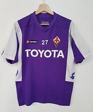 Maglia calcio fiorentina Lotto vintage80/90 shirt camiseta soccer fiorentina