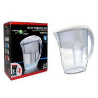 FilterLogic FLJ601 Neptune Water Filter Jug with compatible Brita Classic Filter
