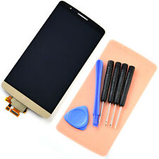 Gold Full LCD Screen Touch Assembly Replacement Parts for LG G3 D850 D855 VS985
