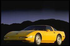 029094 Corvette ZR 1 A4 Photo Print