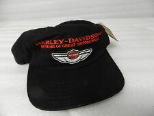 NEW HARLEY-DAVIDSON 100TH ANNIVERSARY HAT 97676-03V