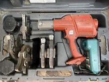 Good Ridgid 320 E Propress Crimping Tool With 12 2 Jaws No 1