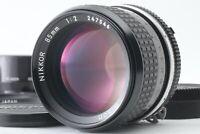 [Near Mint] Nikon Ai Nikkor 85mm f2 MF Prime Telephoto Lens From Japan 100