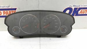 06-07 CADILLAC CTS OEM SPEEDOMETER INSTRUMENT GAUGE CLUSTER 15284100 MPH