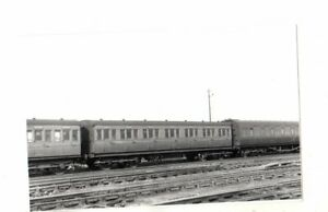 Rail Photo SR SECR Coach S5298S Ashford Kent