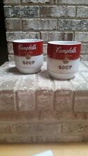 New listing Campbell's - Beautiful & Nostalgic Soup Bowls - Set/4 - Never Used - Mint!