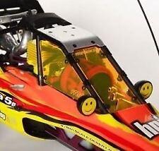 Full-Force RC Front/Side Window Set for HPI Baja 5B - Orange