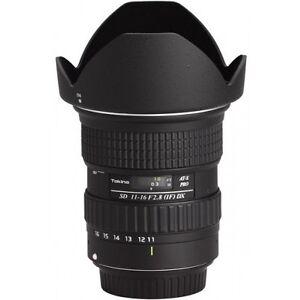 Tokina AT-X PRO DX 11-16 mm / 2,8 für Sony A-Mount Neuware
