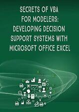 Secrets of VBA for Modelers!: Developing Decisi. Besedin, Andrei.#