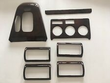 Land Rover Freelander 1 NEW GENUINE centre console wood trim kit STC50421 S2A