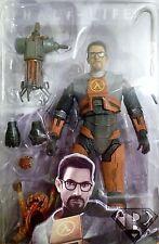 "NECA Half-Life 2 Videogame Dr Gordon Freeman Gravity Weapon Model 7"" Figure Gift"
