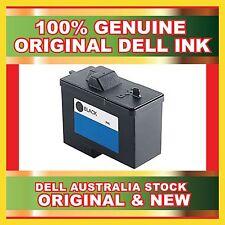 New Genuine Original Dell Black Ink Cartridge For  Dell A940 A960 Printers 7Y743
