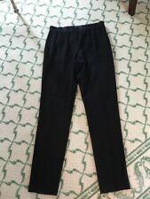 L.A.M.B. Gwen Stefani Side Zip Black Trousers Dress Pants Sz 4