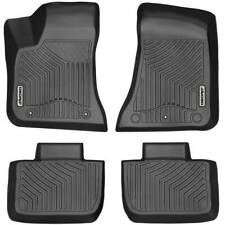 Oedro Tpe Liners Floor Mats fit for 2011-2020 Dodge Charger/Chrysler 300 Rwd