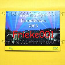 Luxemburg - Luxembourg - 2003 BU.(Postset)