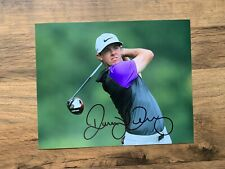 RORY McILROY - Hand Signed 10x8 Photo - PGA Tour US The Open Champion - Golf