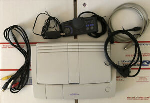 PC Engine DUO-R, Scart RGB, Region Free, with 2 games, US Seller