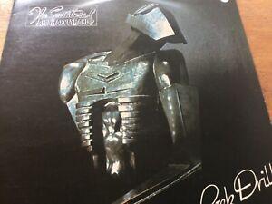 The Sensational Alex Harvey Band - Rock Drill - Mountain Records UK 1978 EX