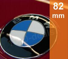 ORIGINAL BMW Badge Emblem Hood 1 3 5 6 7  51148132375 Bonnet 82mm Roundel