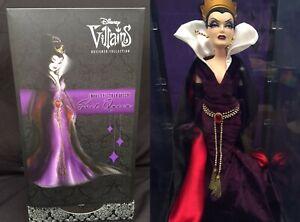 Disney Villain Limited Edition Designer Doll Evil Queen