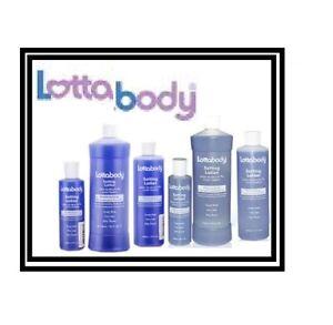 Lotta Body/Setting Lotion/Texturizing Setting/Olive Oil Lotion Full Range