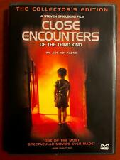 Close Encounters of the Third Kind (Dvd, 1977, Collectors Edition) - G0823