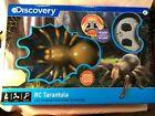 RC Spider Tarantula Discovery Kids Toys Radio Remote Control Prank Wireless LED