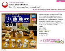 Cat & Dog Cheers Good Work After 5 5pcs - Takara Tomy ARTS  h#8