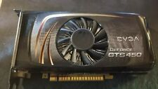 EVGA Nvidia GTS 450 - Used and works great! Graphics Card