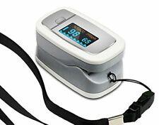 Easy@Home Fingertip Pulse Oximeter Blood Oxygen Meter SpO2 Monitor#EHP-50D1
