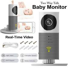 Clever Dog Home Security WiFi Wireless IP Monitor HD 720P Night Vision Camera