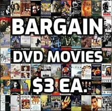 Dvd Movies - You Pick Em' & Choose Lot $3 *Disc Only* Ships 1st Class w/Track‼