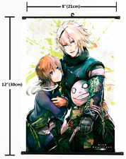 Anime NieR Automata RepliCant Wall Scroll Home Decor cosplay 2158