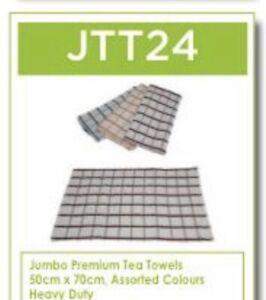 Tea Towels  - Jumbo Heavy Duty Size 50x70 CM