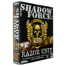 Shadow Force: Razor Unit [Large Box] [PC Game]