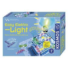 KOSMOS Easy Elektro Light Experimentierkasten Elektrobaukasten ab 8 Jahren
