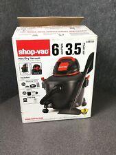 Shop Vac 6 Gallon 3.5 HP Wet Dry Vacuum #549705 M32D