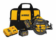 DEWALT DCS575T2 7.25in Brushless Circular Saw with Brake and 2 Battery