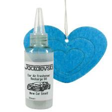 Sublimation Card New Car Air Freshener Smell Recharge Fragrance Oil Kit 50ml