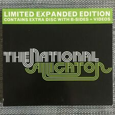 The National – Alligator CD Beggars Banquet BBQCD 241 limited edition enhanced