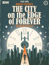 Star Trek Harlan Ellison's The City On The Edge Of Forever Digital Comics Bundle