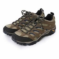 Merrell J65271W Men's Moab Gore-Tex Wide-Width Hiking Shoes Canteen/Boa 9.5W US