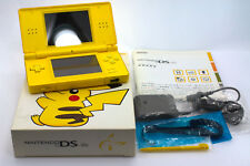 NINTENDO DS Lite Console POKEMON CENTER Pikachu Limited Edition JAPAN model